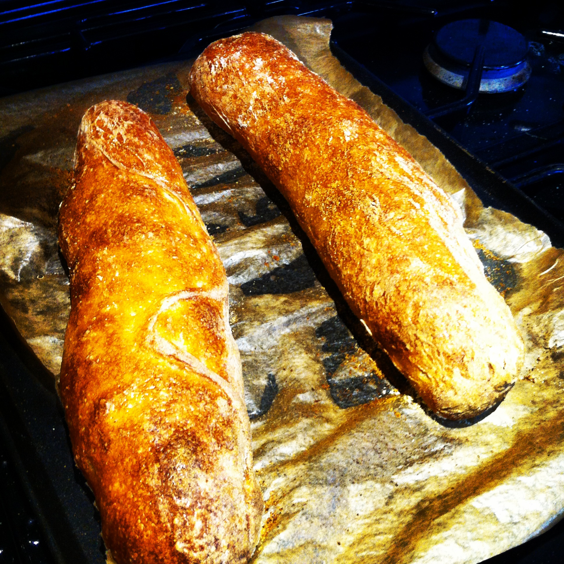 Home made Baguette: yes you can!